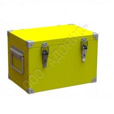 Ящик металлический на заклёпках