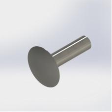 Заклёпка ГОСТ 10301-80