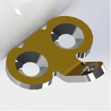 Лепестки КС7.750.212 ОСТ 4.209.007-82 Исп.2