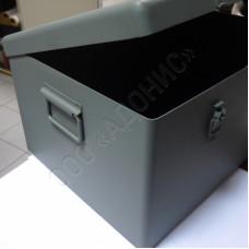 Ящик металлический сварной