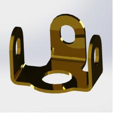 Лепестки трёхсторонние ОСТ 92-0521-70 Исп.3