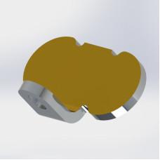 Лепестки КС7.750.209 ОСТ 4.209.007-82 Тип 3