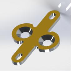 Лепестки КС7.750.211 ОСТ 4.209.007-82 Исп.1