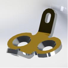 Лепестки КС7.750.211 ОСТ 4.209.007-82 Исп.2