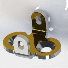 Лепестки КС7.750.211 ОСТ 4.209.007-82 Исп.3