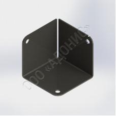 Уголок Тип IV АТВ8.665.005-01 (40х40х40)