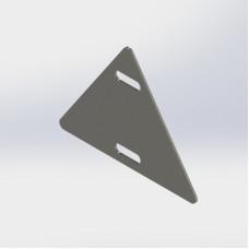 Бирка треугольная